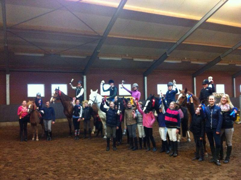 Leerzame en gezellige week ponykamp